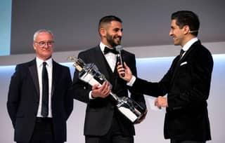 Riyad Mahrez Pays Tribute To Claudio Ranieri After Sacking