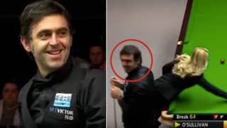 Remembering When Ronnie O'Sullivan Controversially Scored A 146 On Purpose