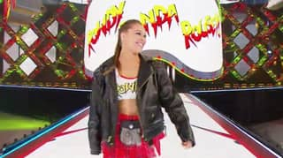 Ronda Rousey Wins Her First WWE Match At Wrestlemania 34