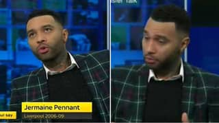Jermaine Pennant Removed From Sky Sports News For 'Not Meeting Standards'