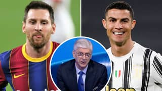 Arsene Wenger Claims Lionel Messi And Cristiano Ronaldo Both 'Need Better Teammates'