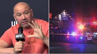 Dana White Responds To Reports Gunman Who Shot Eight People Is A UFC Fighter