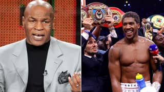 Mike Tyson Picks His Five Favourite Current Boxers