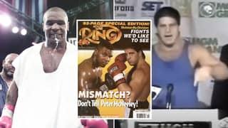 Mike Tyson's Last Comeback Opponent Helped Him Make $96 Million - Then Lived In A Crack Den