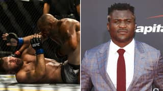 Francis Ngannou Replies To Jon Jones Calling Out Stipe Miocic