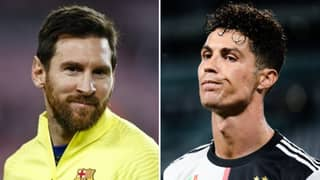Lionel Messi Asked If He Would Pass To Cristiano Ronaldo If They Played Together