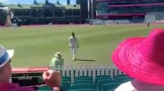 New Camera Footage Shows What Aussie Cricket Fans Said To Mohammed Siraj