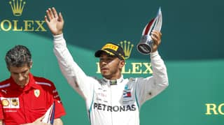 Lewis Hamilton's New Mercedes Contract Is Genuinely Mindblowing