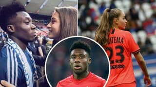 Alphonso Davies And Girlfriend Jordyn Huitema Could Become First Champions League-Winning Couple