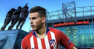 Manchester United Plotting A Mega Bid For Atlético Madrid's Lucas Hernández