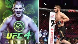 Khabib Nurmagomedov's Manager Is Angry The Eagle Won't Be UFC 4's Cover Star