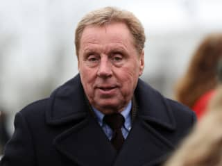 Harry Redknapp's Hilarious Response To A Striker Who Asked Him For A Goal Bonus