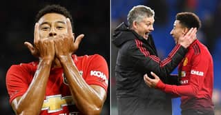 Manchester United Consider New Contract For Jesse Lingard To Boost Transfer Value