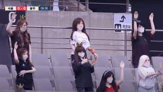 FC Seoul Have Placed Creepy Looking Plastic Dolls In The Stands