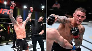 Dustin Poirier's Coach Eyes Up Next Opponent After Brilliant Win