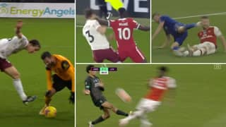 Arsenal Fan's Damning Thread Shows How Many Refereeing Decisions Have Gone Against Them