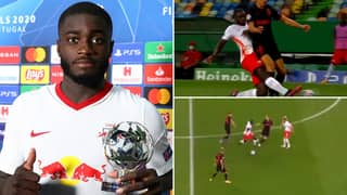 21-Year-Old Dayot Upamecano Ran The Show For RB Leipzig Vs Atletico Madrid, He's Destined For The Top