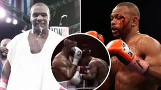 Mike Tyson Vs Roy Jones Jr Simulated On Fight Night Round 4, Ends In Brutal Knockout