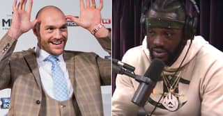 Deontay Wilder Believes That Tyson Fury Put A 'Gypsy Spell' On Him