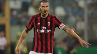 Leonardo Bonucci Names A Non-Italian Defender As The Best In The World