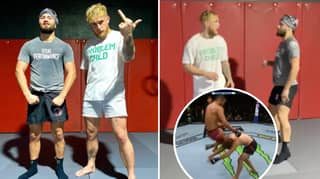 Jake Paul Enlists Help Of UFC Star Jorge Masvidal As He Targets Even Faster Knockout Of Ben Askren