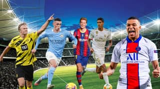 Predicting The World's Best XI In Five Years Time