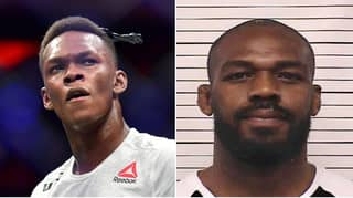 Israel Adesanya Savagely Trolls Jon Jones After Arrest For Gun Charge And DWI