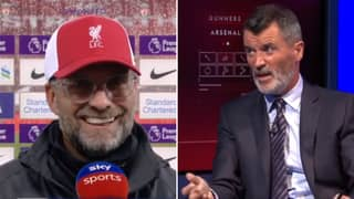 Jurgen Klopp's Pre-Match Notes Explain Why He Was So Angry With Roy Keane