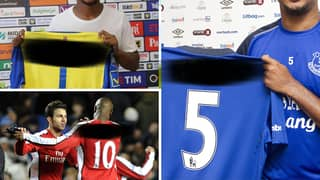 QUIZ: Can You Name The Player Who Wore The Bizarre Squad Number?