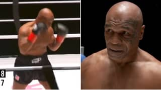 Mike Tyson, 54, Looked Incredible During His Exhibition Bout Against Roy Jones Jr