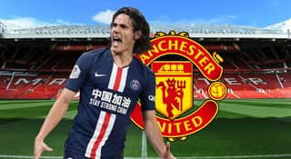 Manchester United Agree To Sign Edinson Cavani On A Two-Year Deal