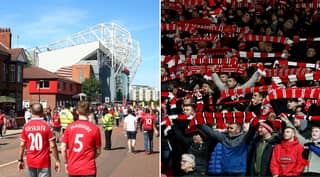 Manchester United Planning To Bring 23,500 Fans Back To Old Trafford