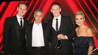 When Jose Mourinho Invented His Own Manager's Player Of The Year Award And Gave It To Scott McTominay