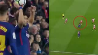 Luis Suarez Once Spent Five Minutes Trying To Get A Yellow Card And Failed
