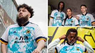 Wolves Drop Their Away Kit For The 2020/21 Season And It's Dividing Opinion
