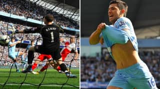 Eight Years Ago Today, Sergio Aguero Scored The Most Dramatic Goal In Premier League History