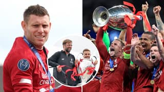 Jordan Henderson Reveals James Milner Shut Down The Idea To Lift Champions League Trophy Together