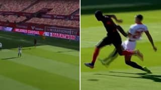 Sevilla Defender Diego Carlos Scores Incredible Own Goal