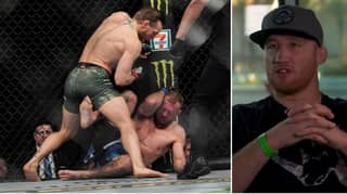 """Justin Gaethje Brutally Slams Conor McGregor's """"B*tch Move"""" For Fighting Donald Cerrone Instead Of Him"""