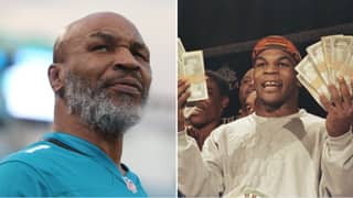 Mike Tyson Once Gave An Ex-Heavyweight Champion £2000 In Incredible Gesture