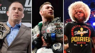 MMA's 10 Greatest Fighters Of The Last Decade Have Been Named And Ranked