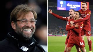 Liverpool Look Set To Easily Surpass 20 Year Old Premier League Record