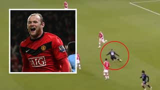 Incredible Compilation Proves Wayne Rooney Is The Ultimate 'Streets Will Never Forget' Player