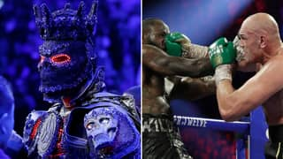 Deontay Wilder's Trainer Gives Bizarre Reason For Defeat To Tyson Fury