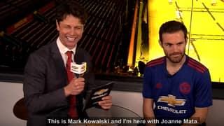 WATCH: Paul Pogba And Juan Mata Star In Brilliant Man United Prank