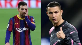 Cristiano Ronaldo Will 'Always Have The Upper Hand' Over Lionel Messi, Says Current Star