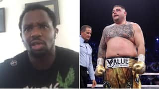 Dillian Whyte Savagely Fires Back At Andy Ruiz Jr For Mocking His KO Defeat To Alexander Povetkin