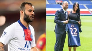 Jese Rodriguez Sacked By PSG After Sex Scandal Sees Him 'Cheat On Partner With Her Friend'