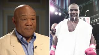 George Foreman Gives His Verdict On Facing Mike Tyson In A Best Of Three Series