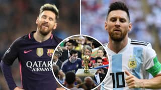 Fan's Lionel Messi Thread Brands Him 'Overrated' And Explains Why 'He's Not The Greatest Of All Time'